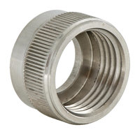 Knurled Retaining Nuts for Elemental Analysers